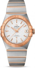 Omega » Constellation » Co-Axial Chronometer 38 mm » 123.20.38.21.02.008