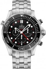 Omega » Seamaster » 300 M Diver Chronograph GMT 44 mm » 212.30.44.52.01.001