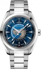 Omega » Seamaster » Aqua Terra 150 m GMT Worldtimer 43 mm » 220.10.43.22.03.001