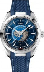 Omega » Seamaster » Aqua Terra 150 m GMT Worldtimer 43 mm » 220.12.43.22.03.001