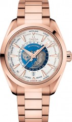 Omega » Seamaster » Aqua Terra 150 m GMT Worldtimer 43 mm » 220.50.43.22.02.001