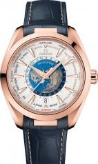 Omega » Seamaster » Aqua Terra 150 m GMT Worldtimer 43 mm » 220.53.43.22.02.001