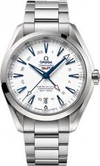 Omega » Seamaster » Aqua Terra 150 m Goodplanet GMT » 231.90.43.22.04.001