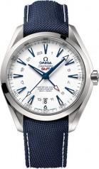 Omega » Seamaster » Aqua Terra 150 m Goodplanet GMT » 231.92.43.22.04.001