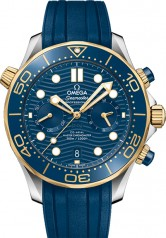 Omega » Seamaster » Diver 300 m Omega Co-Axial Master Chronometer Chronograph 44 mm » 210.22.44.51.03.001