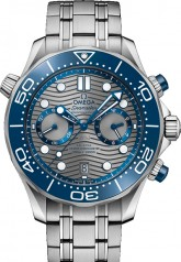 Omega » Seamaster » Diver 300 m Omega Co-Axial Master Chronometer Chronograph 44 mm » 210.30.44.51.06.001
