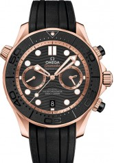 Omega » Seamaster » Diver 300 m Omega Co-Axial Master Chronometer Chronograph 44 mm » 210.62.44.51.01.001