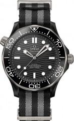 Omega » Seamaster » Diver 300M 43.5 mm » 210.92.44.20.01.002
