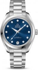 Omega » Seamaster » Aqua Terra 150 m Chronometer 34 mm » 220.10.34.20.53.001