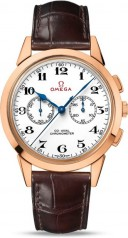 Omega » Specialities » Olympic Official Timekeeper » 522.53.39.50.04.001