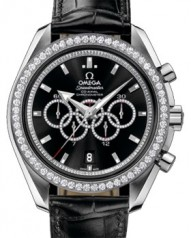Omega » Specialities » Olympic Collection Timeless » 321.58.44.52.51.001