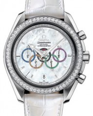 Omega » Specialities » Olympic Collection Timeless » 321.58.44.52.55.001