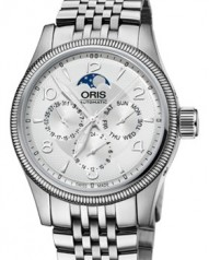 Oris » Big Crown » Complication 2009 » 01 582 7627 4361-07 5 20 77FC