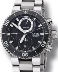 Oris » Divers » Carlos Coste Cenote LE » 674 7655 7184-Set