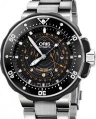 Oris » Divers » Pro Diver Moon Phase » 01 761 7682 7134-Set