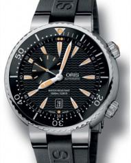 Oris » Divers » Small Seconds » 01 643 7609 8454-07 4 24 34EB