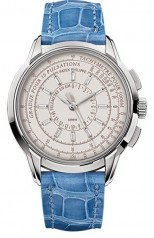 Patek Philippe » _Archive » 175th Commemorative Watches 4675 Multi-Scale Chronograph Limited Edition » 4675G-001
