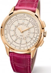 Patek Philippe » _Archive » 175th Commemorative Watches 4675 Multi-Scale Chronograph Limited Edition » 4675R-001
