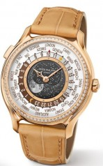 Patek Philippe » _Archive » 175th Commemorative Watches 7175 World Time Moon Limited Edition » 7175R-001