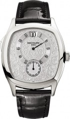 Patek Philippe » _Archive » 175th Commemorative Watches 5275 Chiming Jump Hour Limited Edition » 5275P-001