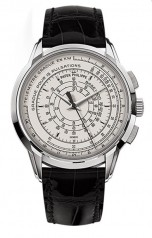 Patek Philippe » _Archive » 175th Commemorative Watches 5975 Multi-Scale Chronograph Limited Edition » 5975G-001