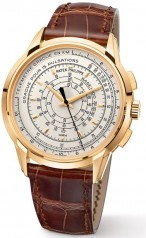 Patek Philippe » _Archive » 175th Commemorative Watches 5975 Multi-Scale Chronograph Limited Edition » 5975J-001