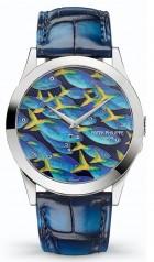 Patek Philippe » Calatrava » School of Fish » 5089G-101
