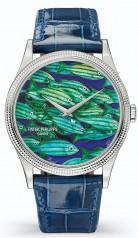 Patek Philippe » Calatrava » School of Fish » 5177G-028