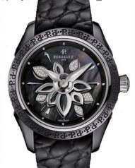 Perrelet » _Archive » Double Rotor Diamond Flower Ceramic » A2039/2