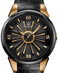 Perrelet » Limited Editions » Turbine Black & Gold » Turbine Black & Gold