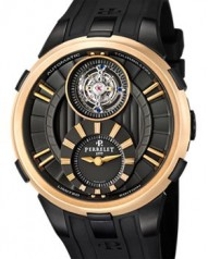 Perrelet » Specialities » Tourbillon Black & Gold » A3035/1