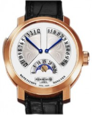 Pierre Kunz » Grande Complication » Minute Repeater A1001 RM HMRL » A1001 RM HMRL RG White