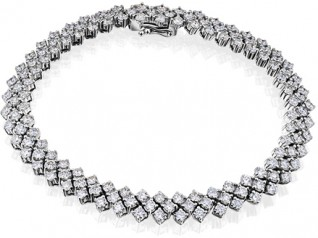 Ralf Diamonds » Jewelry » Brooches and Bracelets » 7.05 CT