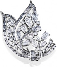 Ralf Diamonds » Jewelry » Brooches and Bracelets » 4.96 CT