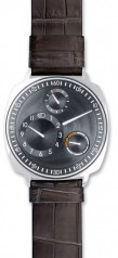 Ressence » Watches » Type 1 » Type 1 Squared Ruthenium