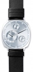 Ressence » Watches » Type 1 » Type 1 Squared Silver