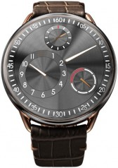 Ressence » Watches » Type 1 » Type 1RG Rose Gold