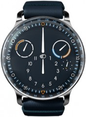 Ressence » Watches » Type 3 » Type 3N Night Blue