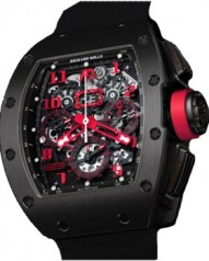 Richard Mille » _Archive » Limited Editions RM 011 Marcus » RM011 Marcus Titane DLC
