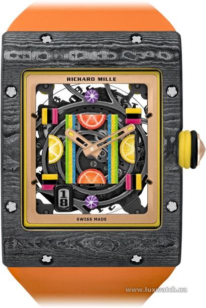 Richard Mille » Watches » Bonbon » RM 16-01 Citron