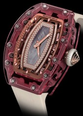 Richard Mille » Watches » RM 007 Ladie's Watch » RM 07-02 Automatic Pink Saphire