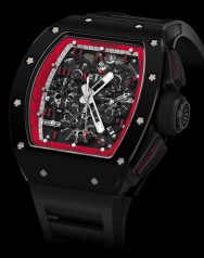 Richard Mille » Watches » RM 011 Midnight Fire » RM 011 Midnight Fire