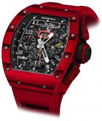 Richard Mille » Watches » RM 011 Red TPT Quartz Automatic Flyback Chronograph » RM 011 Red TPT Quartz Automatic Flyback Chronograph