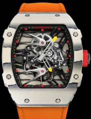 Richard Mille » Watches » RM 027 Tourbillon Rafael Nadal » RM 27-02 Tourbillon Rafael Nadal