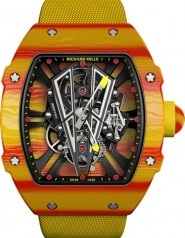 Richard Mille » Watches » RM 027 Tourbillon Rafael Nadal » RM 27-03 Tourbillon Rafael Nadal
