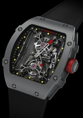 Richard Mille » Watches » RM 027 Tourbillon Rafael Nadal » RM 027-01