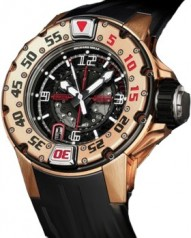 Richard Mille » Watches » RM 028 Diver Dubail Limited Edition » RM028 Dubail RG