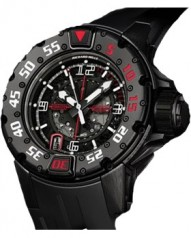 Richard Mille » Watches » RM 028 Diver Dubail Limited Edition » RM028 Dubail Titanium