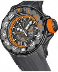 Richard Mille » Watches » RM 028 Orange Flash » RM 028 Orange Flash