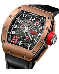 Richard Mille » Watches » RM 030 Automatic with Declutchable Rotor » RM 030 Black Rose